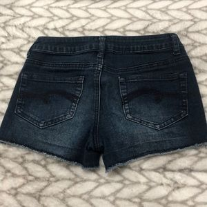 Justice Bottoms - Girls Jean shorts with sequins